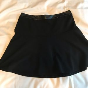 Ann Taylor Skirts - Ann Taylor Black fit and flare skirt ✨ size 10